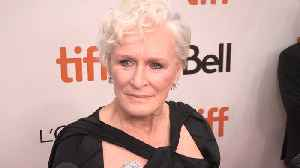 News video: Glenn Close thought Golden Globes nomination call was a mistake