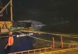 Weather Warnings as Strong Winds Hit Donegal [Video]