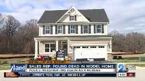 Model home murder: Worker found dead in Hanover [Video]