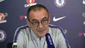 Sarri: I don't know how to beat Pep [Video]