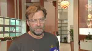Klopp: Tackles need to be fair [Video]