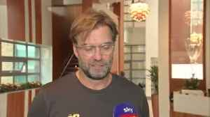 Klopp: We are in a good moment [Video]