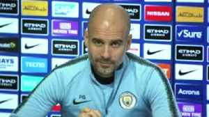 Pep: We're not the best [Video]