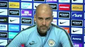 Pep not bothered about unbeaten season [Video]