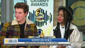 Shawn Mendes, Janelle Monae React To GRAMMY Nominations [Video]