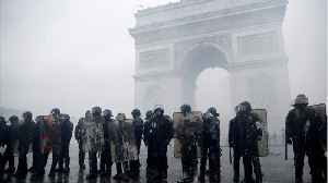 France to Deploy 89,000 Security Personnel Ahead of Saturday Protests [Video]