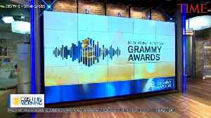 News video: Here Are the Nominations for the 2019 Grammy Awards