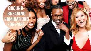 Billy Porter is grateful for Pose's Golden Globe Nominations [Video]