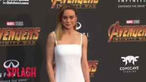 Brie Larson Admits Marvel Fame Is 'Scary' [Video]