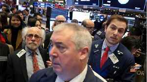 News video: Jobs Data Causes Wall Street To Dip