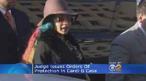 Order Of Protection Issued Against Cardi B [Video]
