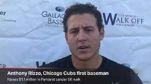 Anthony Rizzo Parkland charity walk [Video]