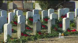 1,500 Wreaths Put On Veterans' Graves In Brockton On Pearl Harbor Day [Video]