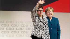 Germany's CDU Holds Second Vote to Decide On New Leader [Video]