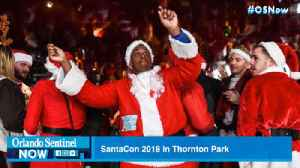 Things to do: SantaCon 2018, Orlando Pottery Festival [Video]