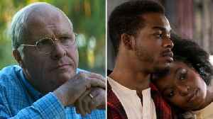 'Vice' and 'Beale Street' to See Box-Office Bump From Golden Globe Nominations   THR News [Video]