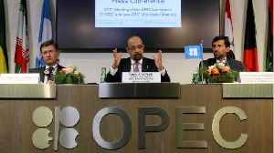 OPEC & Allies Agree To Slash Oil Production Despite Pressure From U.S. [Video]