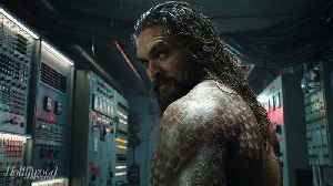 'Aquaman' Makes Waves on Its Opening Day at China Box Office | THR News [Video]