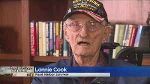 Carmichael Veteran Who Survived Pearl Harbor Talks About Attack [Video]