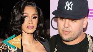 Rob Kardashian Lied: Cardi B Talked To Cuban Doll After Offset Cheating Scandal | DR [Video]