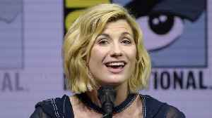 News video: Jodie Whittaker Set To Return To Doctor Who