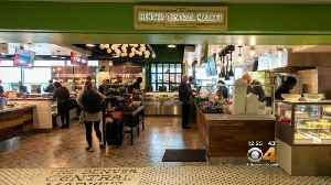 It's The Grand Opening For The Denver Central Market At DIA [Video]