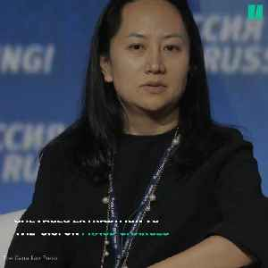 News video: Who Is Meng Wanzhou? 5 Things To Know About Huawei's CFO