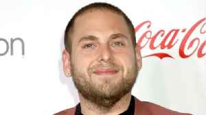 Jonah Hill Joins The Platinum Blonde Club [Video]
