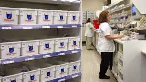 Walgreens To Compete With Amazon, CVS With Drug Delivery [Video]