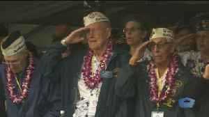 Veterans Remember The Attack On Pearl Harbor [Video]
