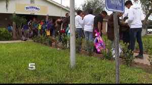 McAllen Residents Noticing Large Crowds of People Waiting Outside of Respite Center [Video]