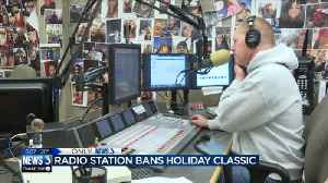 Madison radio station pulls 'Baby It's Cold Outside' [Video]