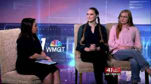 Emmie Griffith & Maddie Hobby; Veterans High School: Students [Video]