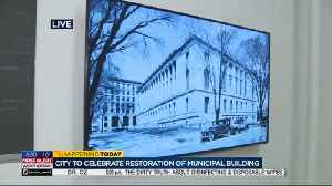 Two years and $30 million later, Madison's newly-restored municipal building to officially reopen [Video]