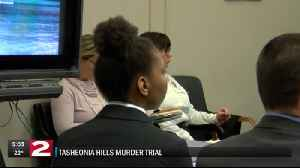 tasheonia hills case wrapping up [Video]