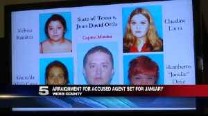 Arraignment for Border Patrol Agent Accused of Murder Set for January