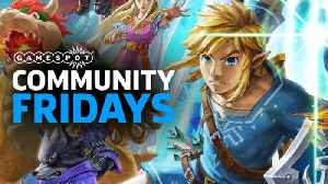 Challenge Us In Super Smash Bros Ultimate | GameSpot Community Fridays [Video]
