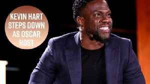 No more Oscars for Kevin Hart after homophobic tweets resurface [Video]