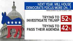 What will House Democrats focus on in 2019? [Video]