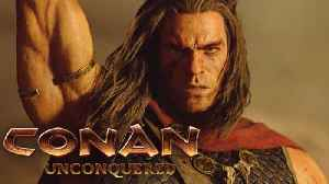 Conan Unconquered - Official Cinematic Announcement Trailer [Video]
