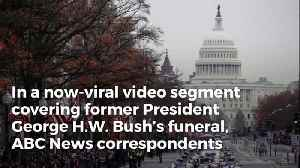 Jaw-Dropping Video Catches ABC Panelists Fantasizing About Trump's Funeral During Bush Memorial [Video]