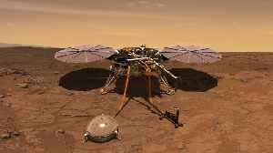 InSight Will Spend Months Surveying Mars Before It Starts Its Science [Video]