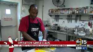 St. Mary's Food Bank helps families start over [Video]