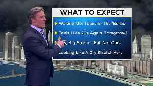 CBS2 Weather Update: December 7 at 8 p.m. [Video]