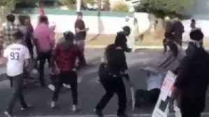 Video Shows Violent Sword Attack at Sikh Parade in California [Video]
