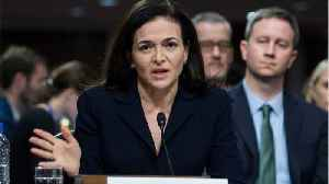 Facebook's Board Stands By COO Sheryl Sandberg Over Soros Comments [Video]