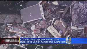 News video: Gas Service In Merrimack Valley Mostly Restored After September Explosions
