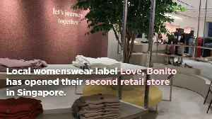 Love, Bonito opens new outlet in JEM [Video]
