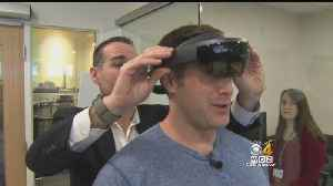 Augmented Reality At Spaulding Works To Help Patients Heal [Video]