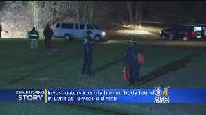 Burned Body Found Next To Lynn Playground Was A 19-Year-Old Man [Video]